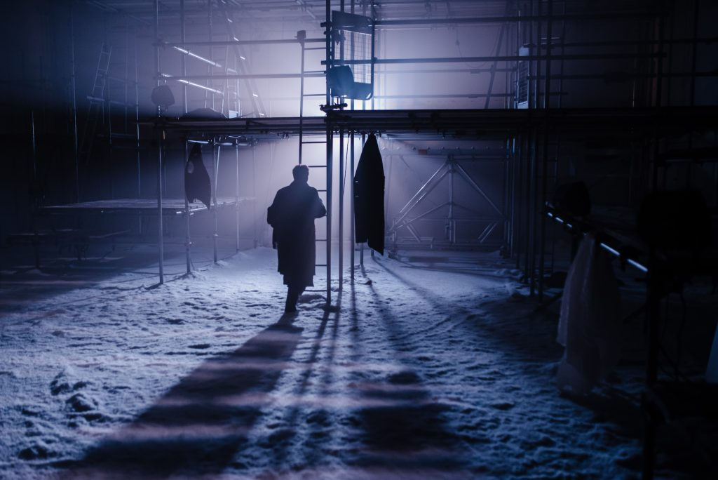 raucous ice road iot objects in immersive theatre